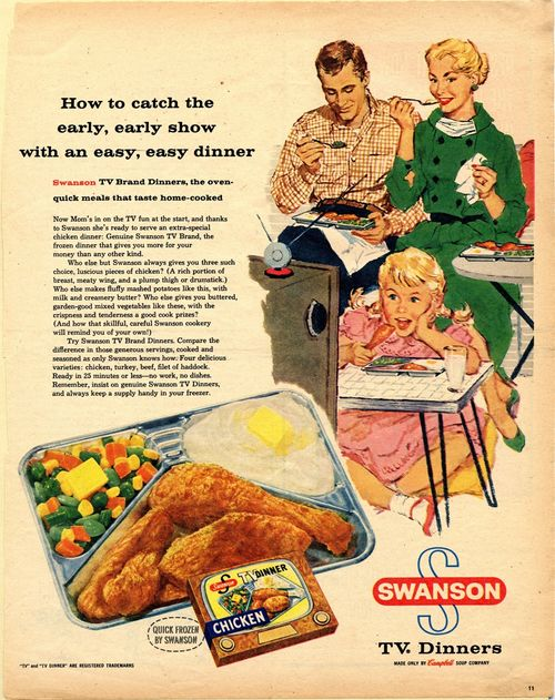 The Year 1950 Future Of Protein Dinner The Future Market