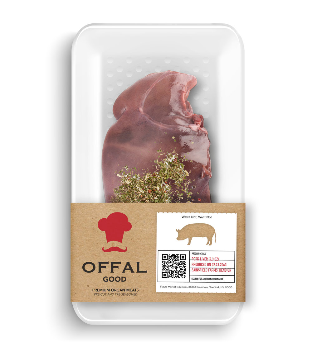 Offal Good    Offal Good brings delicious, nutritious, and affordable meals to your table with complete convenience. Our line of premium organ meats honor the whole animal with zero waste and are pre-cut and pre-seasoned so they're ready-to-cook when you are.