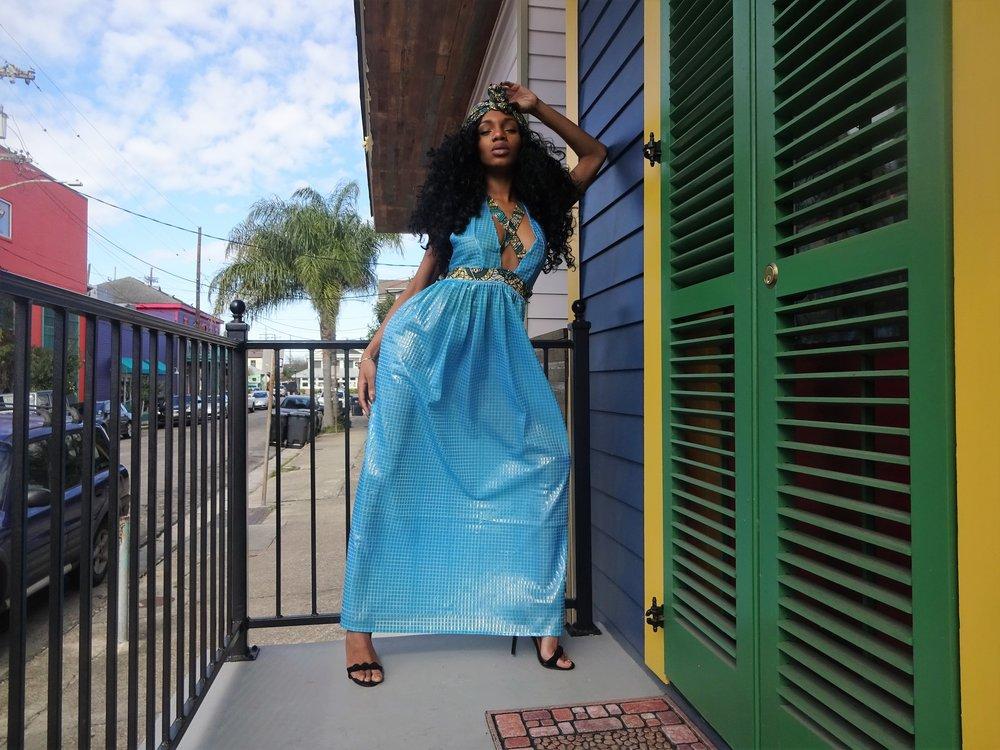 The Quinnzell Dress