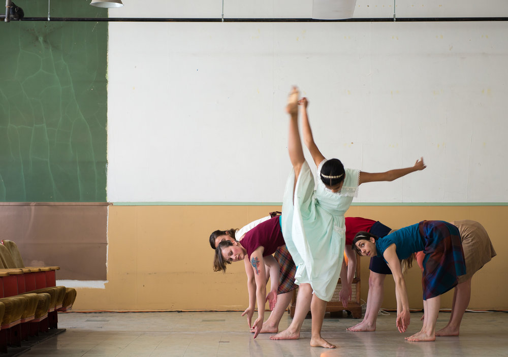Barebait Dance in Missoula, MT