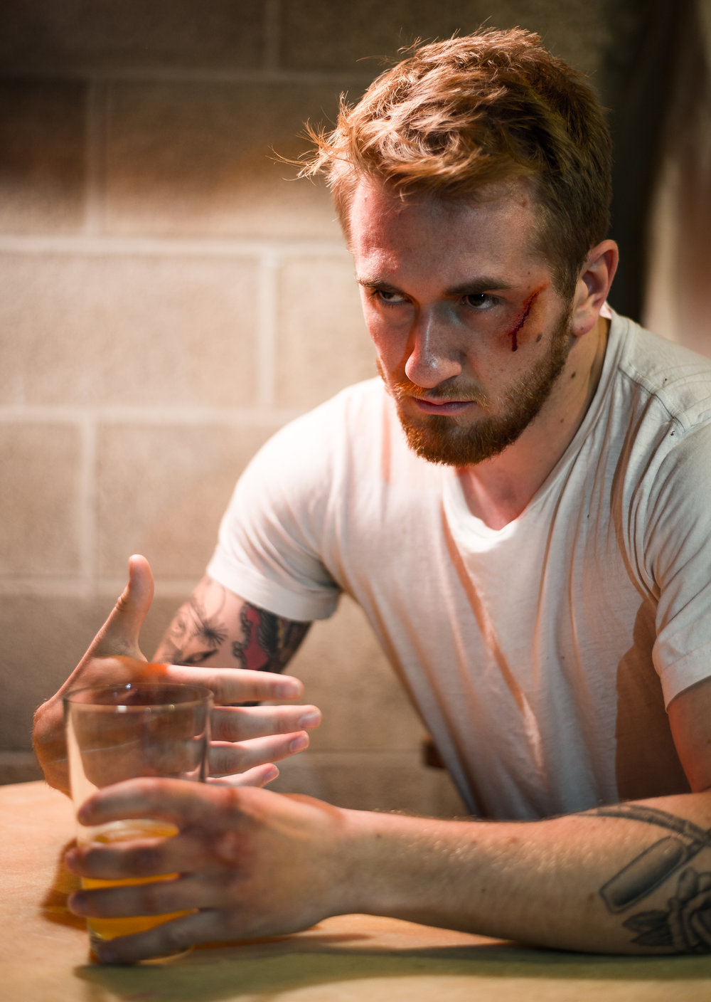 Danny and the Deep Blue Sea at BetweenTheLines Theatre