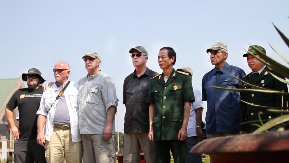 Veterans remember fallen friends, 2012