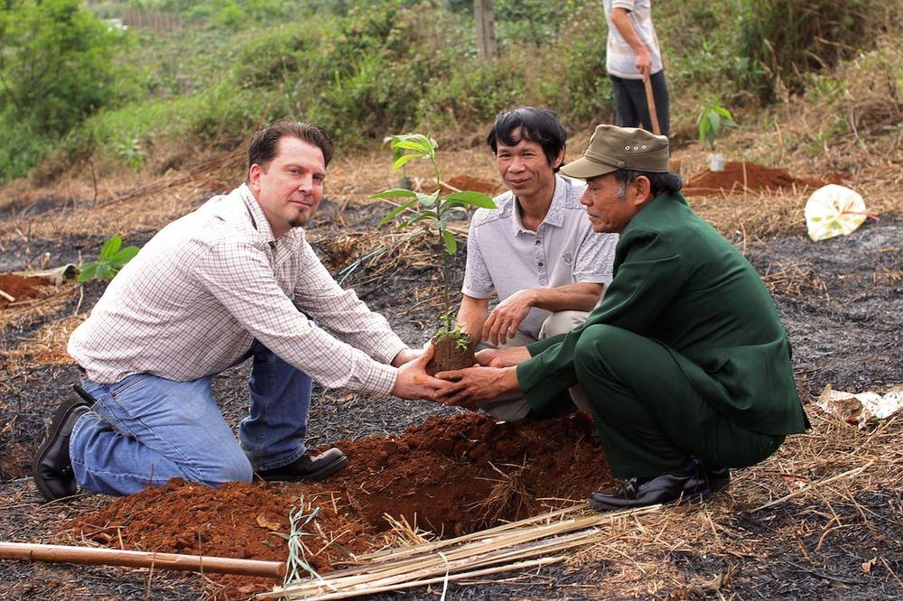 Tree Planting, 2014