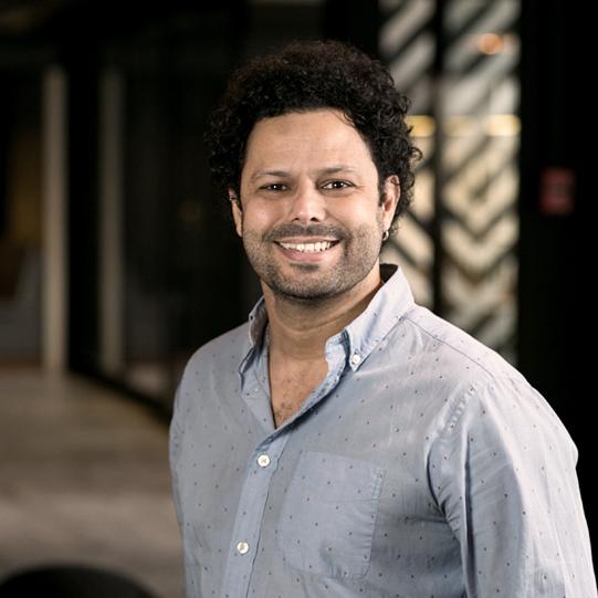 RODOLFO BARRETO,    DIRETOR DE CRIAÇÃO E CONTEÚDO