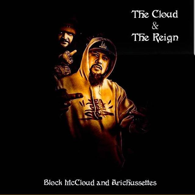 Get yours now..on all Digital Outlets.. The Cloud and The Reign.. Featuring production by yours truly and The Snowgoonz @arichussettes @block_mccloud_dmgceo https://open.spotify.com/artist/6J1YZlrLjJKiBKBOio3ZWf?si=lHHw2ktMQzC1q18xkI6mAA #dmg #sewasidesquad #arichussettes #blockmccloud