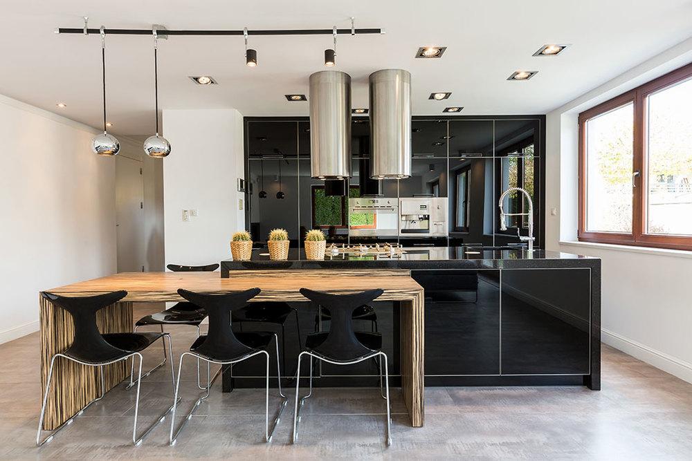 Cocinas integrales cocinas integrales en guadalajara - Puertas de cocinas modernas ...