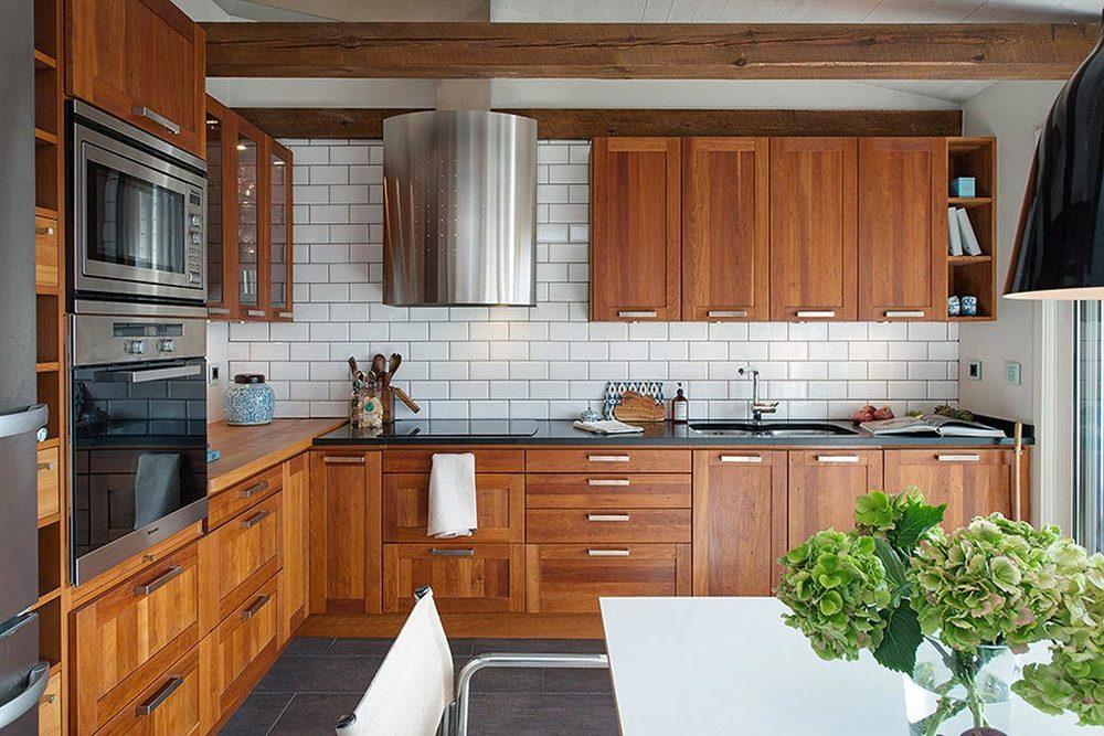 Cocinas integrales cocinas integrales en guadalajara - Cocinas de madera modernas ...