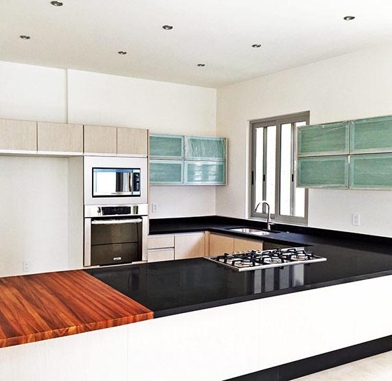Cocinas integrales en guadalajara kitchen depot for Diseno de cocinas minimalistas