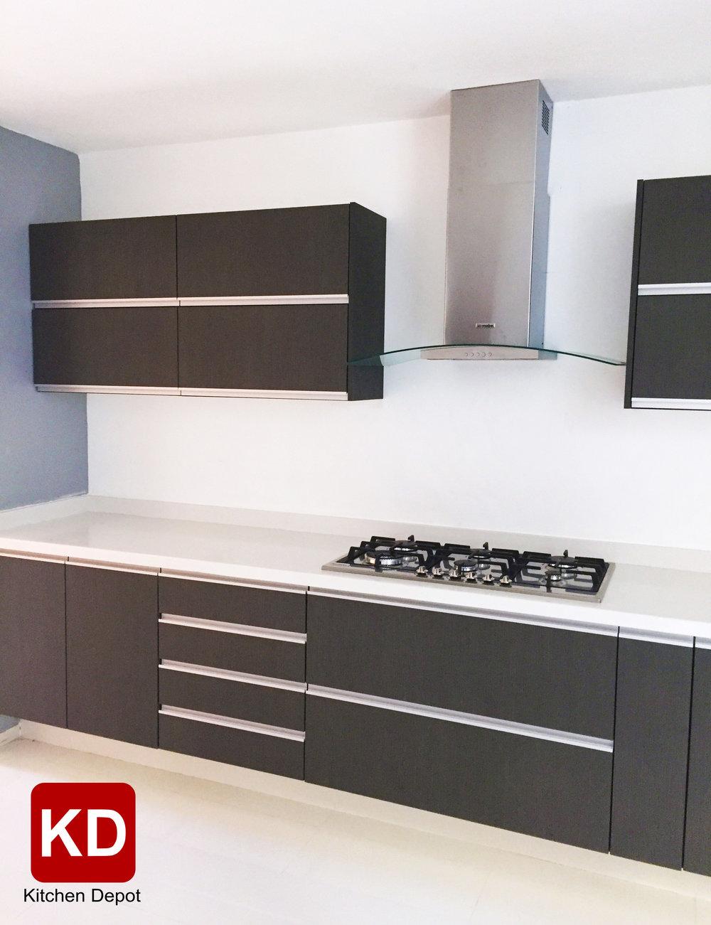 Proyectos — Cocinas Integrales en Guadalajara | Kitchen Depot ...
