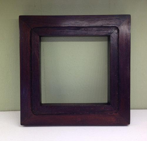 Teak Trivet Frames (for 6x6\