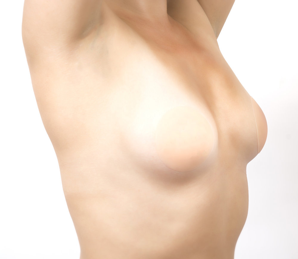 Please note, areolas will likely show through silicone to some extent. Nipple Concealers are meant to prevent nipples from showing through clothing, not to mask areolas.