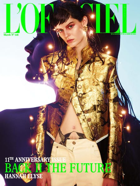 L'Officiel Singapore March 2018
