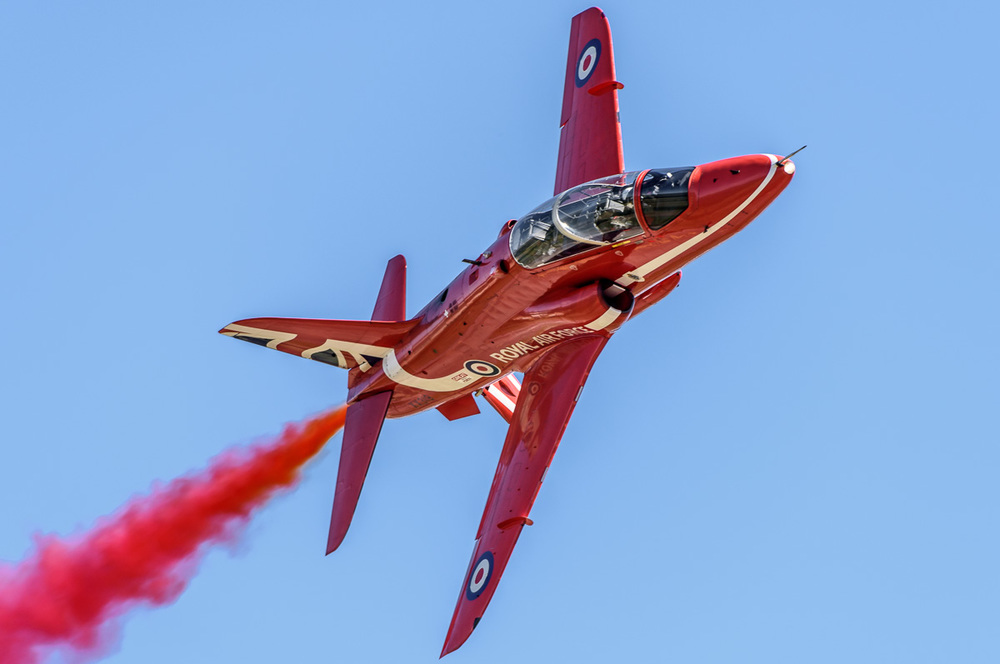 Red Arrows singleton