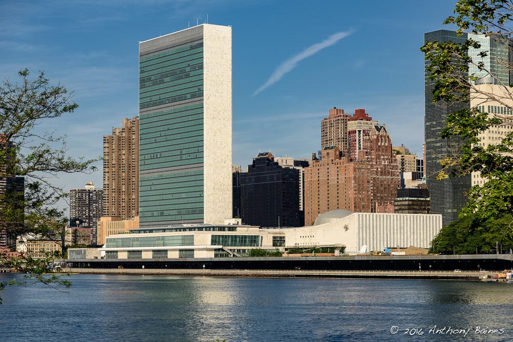 The UN Building