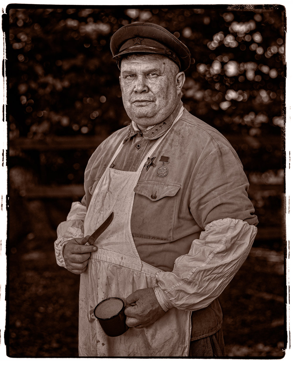 Soviet Chef