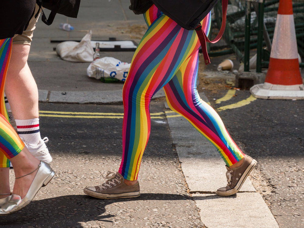 Pride: stripes