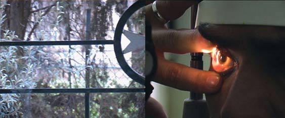 Still from the video work Within This Narrow Strip of Land, by Judy Price, 2008/2009