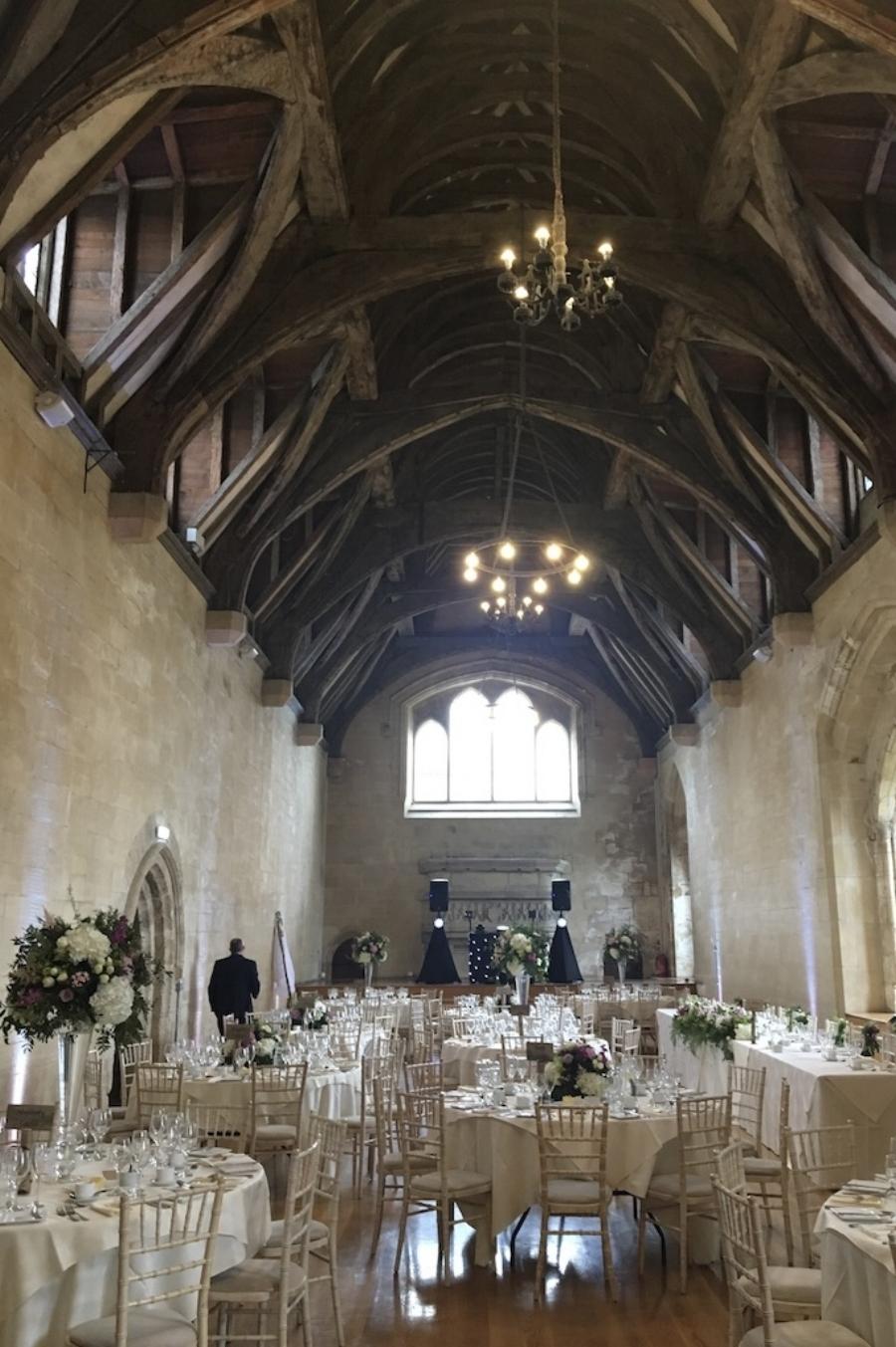 St Donat's Castle -Bradenstoke Hall