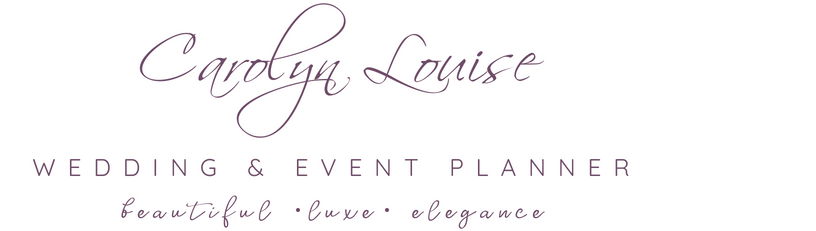 Luxury Wedding Planner UK | Carolyn Louise Weddings