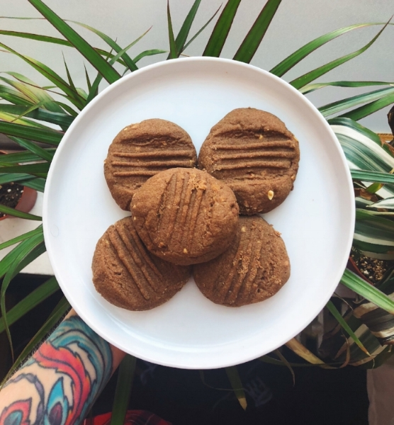 teff cookies