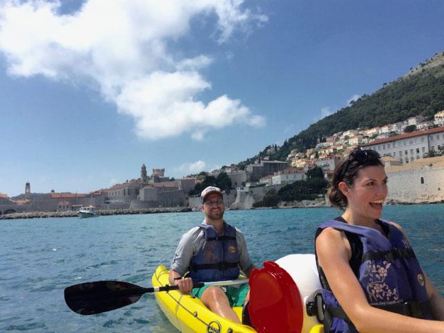 capsule collection - kayaking croatia- seek united