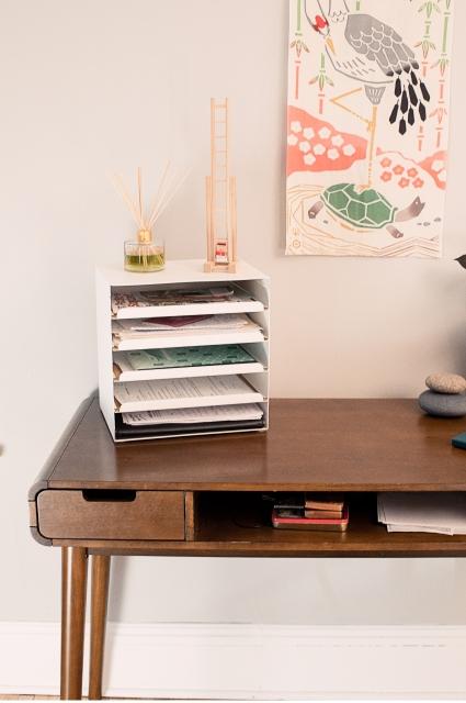 organized Desk tips - Seek United