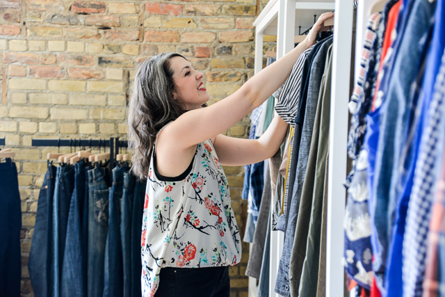Closet Clean-Out | Kimberly Monaghan | Seek United Post