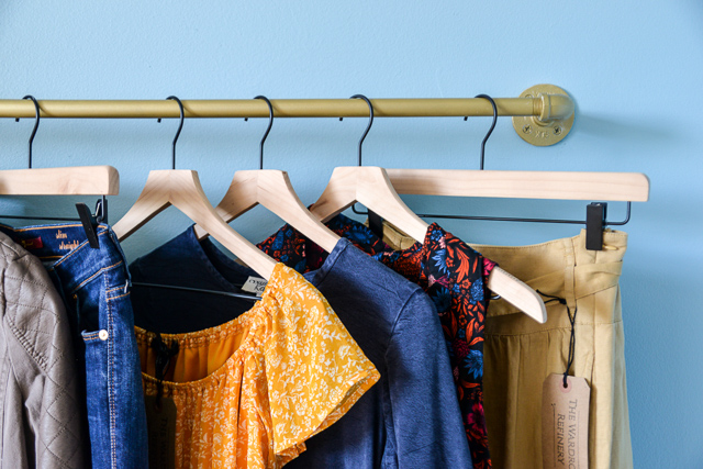 Closet Makeover | Seek United