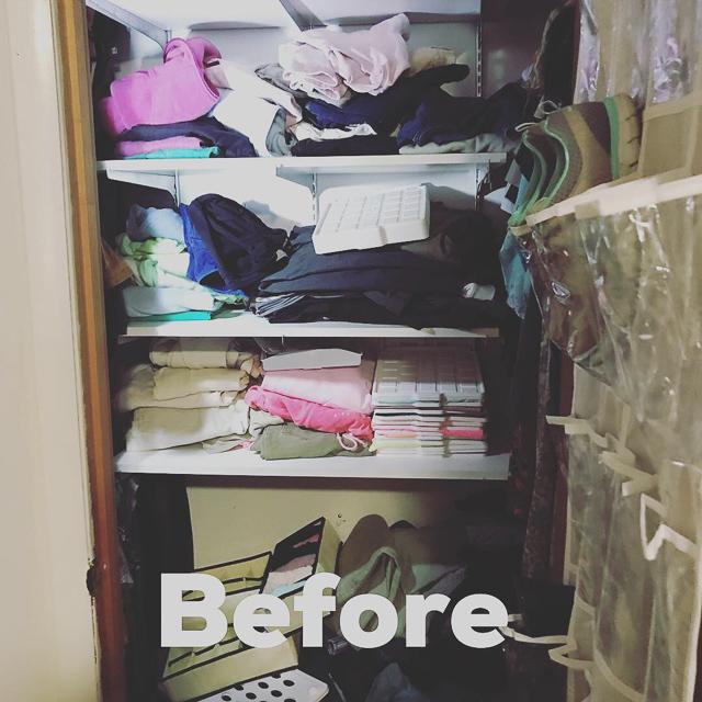 Declutter Your Closet | Seek United