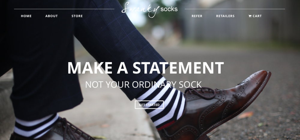 STYLE BY TRADE_Swanky Socks