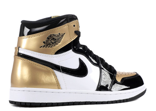e7f52e2ad622 Gold Toe Jordan 1 Retro High OG NRG