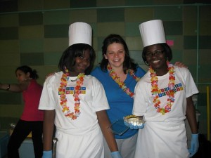 Citizen Teacher Melissa Patel teaches cooking