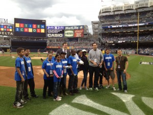 Ernst & Young LLC Apprenticeship at Yankee Stadium