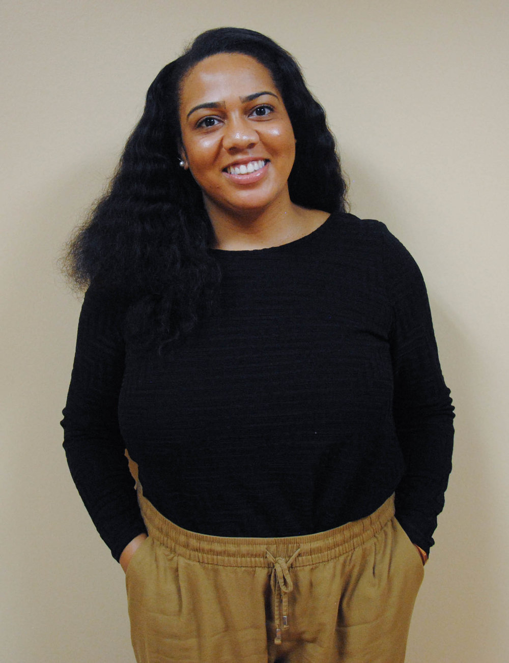 BRIANA MITCHELL Director of Civic Engagement