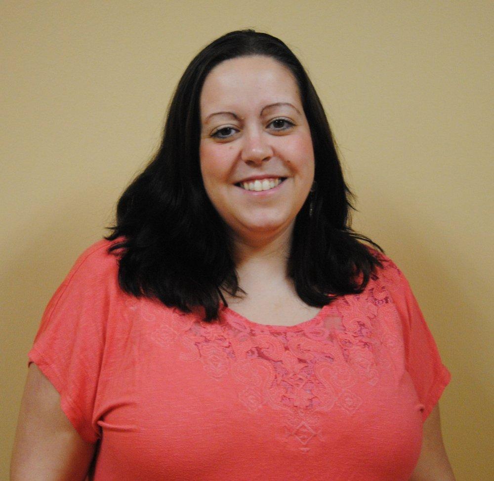 SARAH ANGERS Director of Program