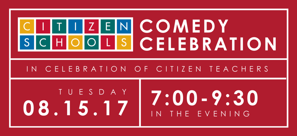 citizen teacher comedy celebration