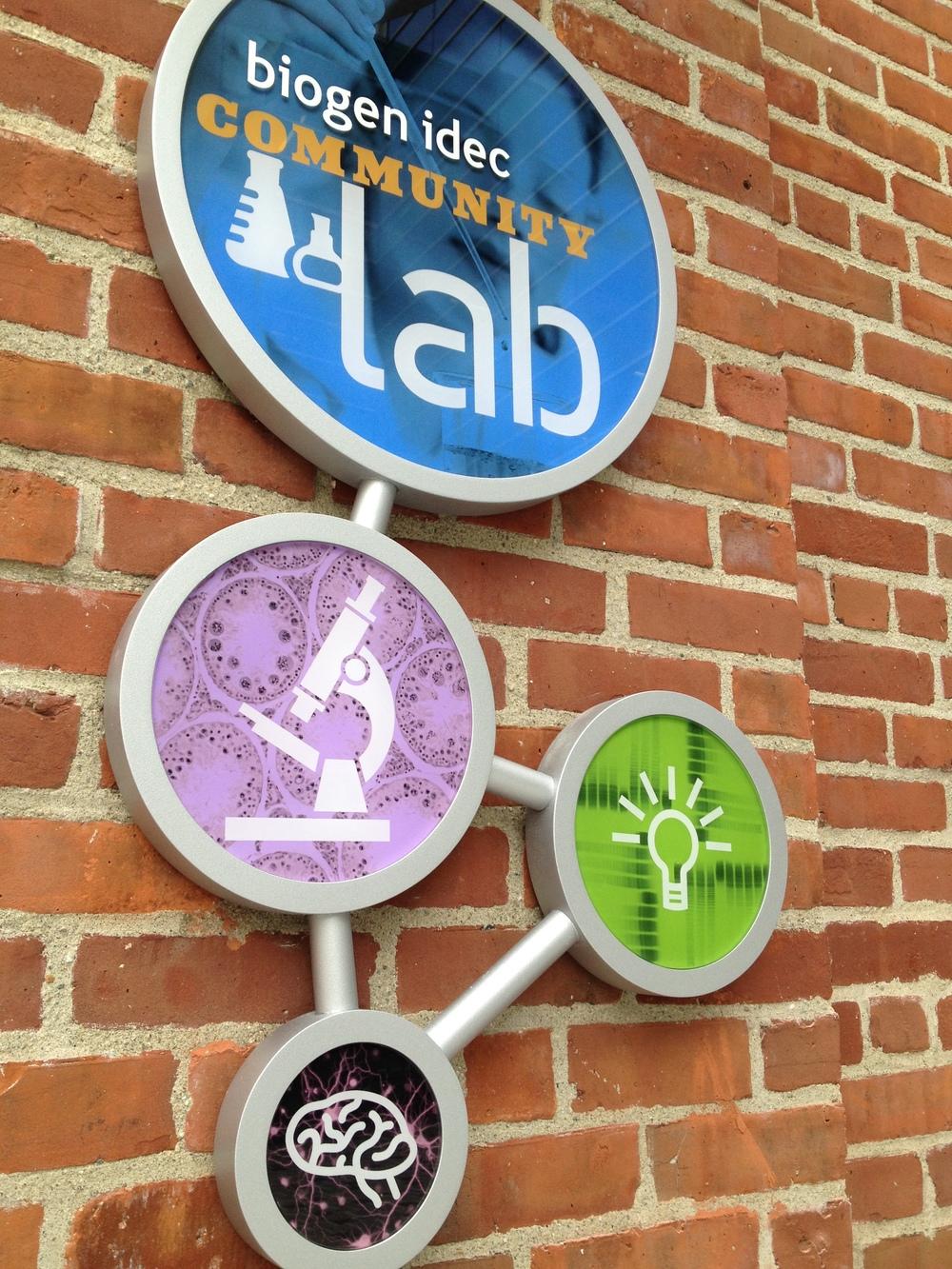 biogen community lab