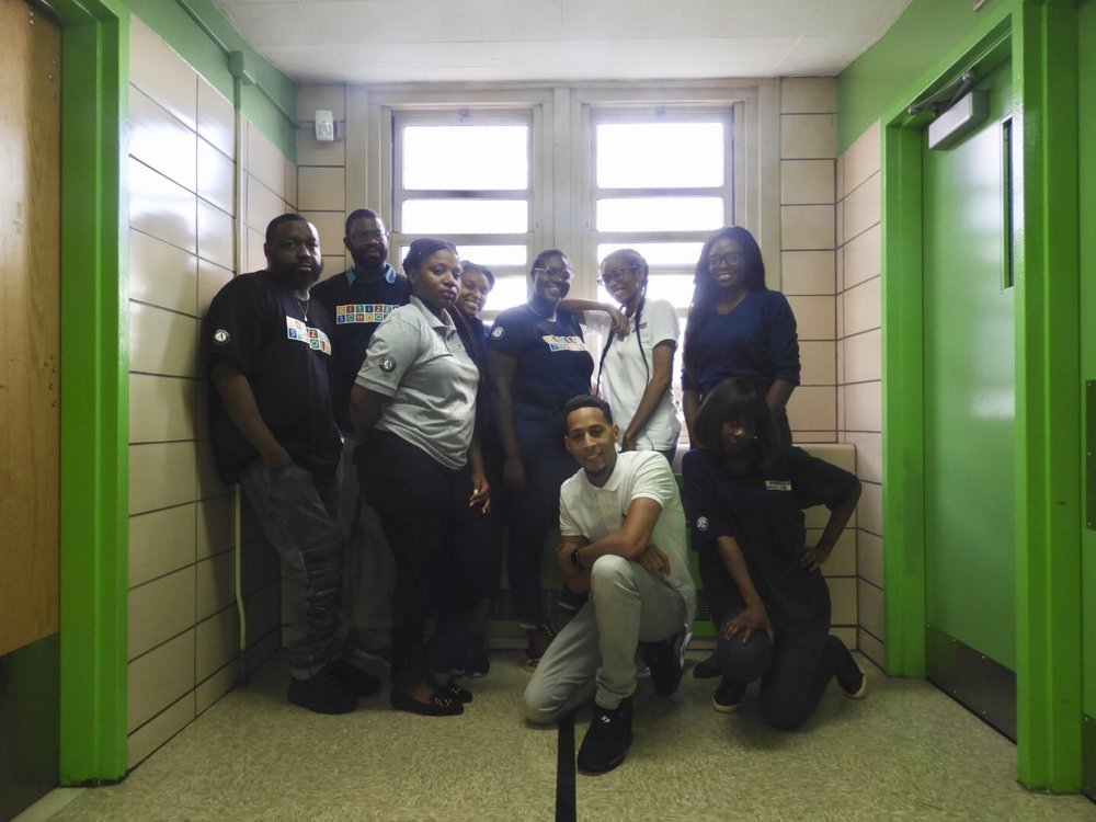 URBAN ASSEMBLY UNISON SCHOOL   Campus Leader: Antoine McLoyd 8 Teaching Fellows | 120 Students Served
