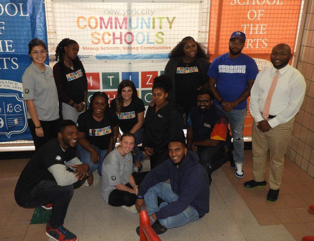 RENAISSANCE SCHOOL OF THE ARTS   Campus Leader: Terrance Neill-Johnson 11 Teaching Fellows | 160 Students Served