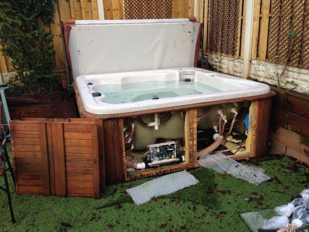 Aquarius Hot Tub Sales and Service