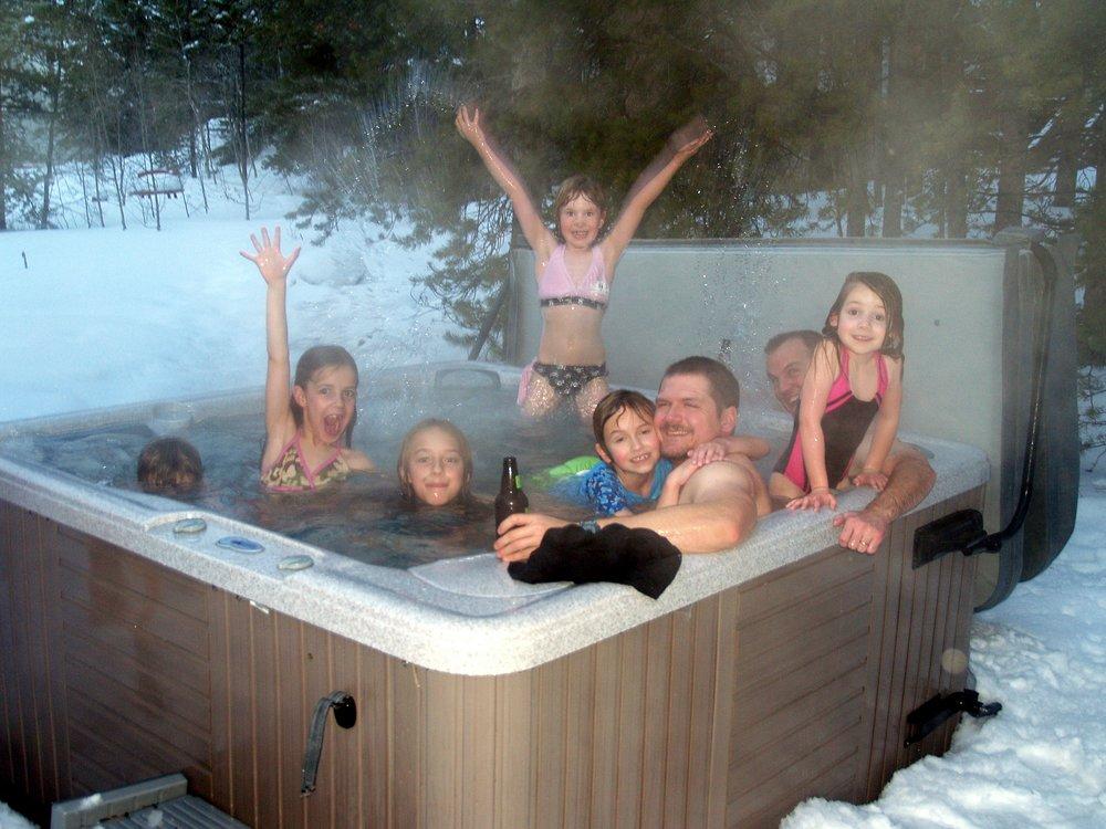 Children and Hot Tubs: Expert Recommendations — Aquarius Hot Tub ...