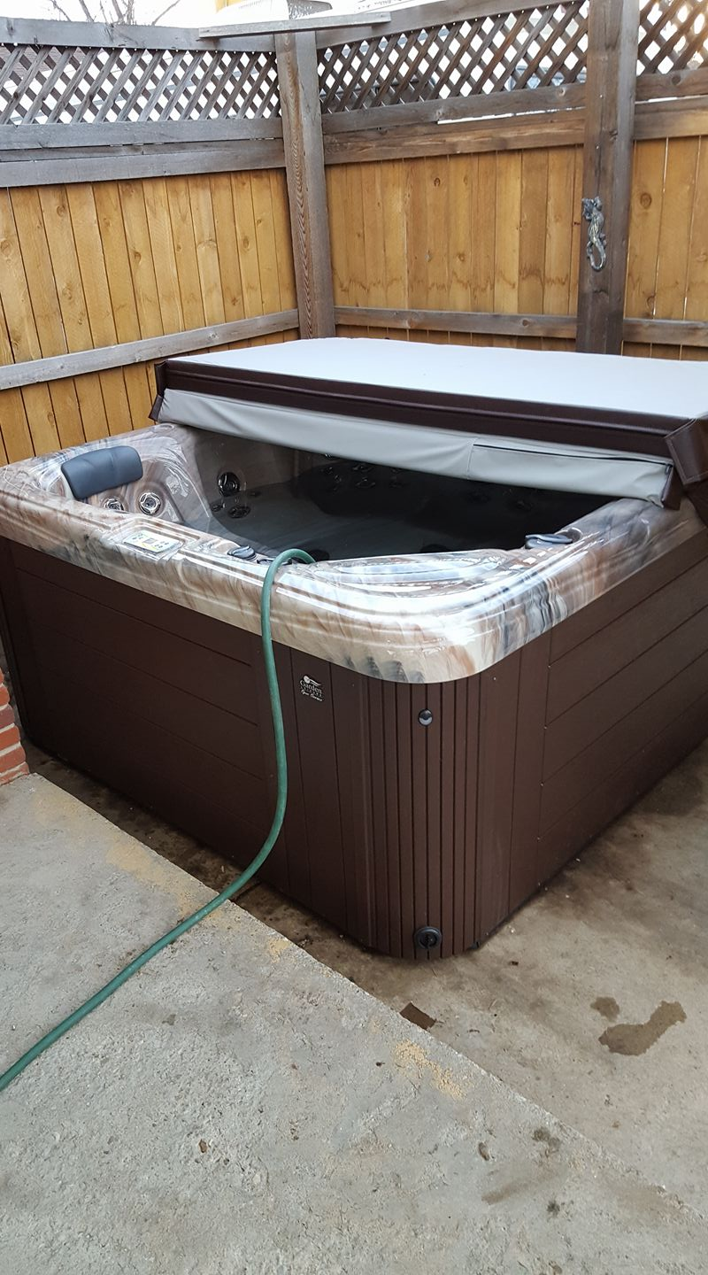 Hot Tub Diaries — Aquarius Hot Tub Sales and Service