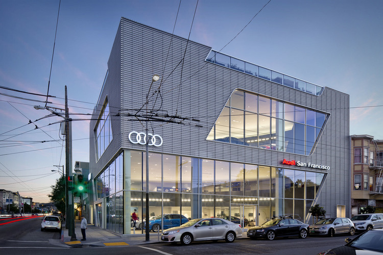 AUDI SAN FRANCISCO Trevor Messinger - Audi sf