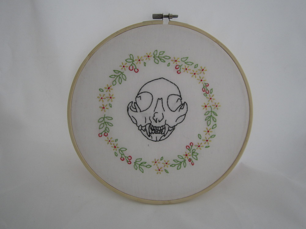 Cat Skull Flower border 1.JPG