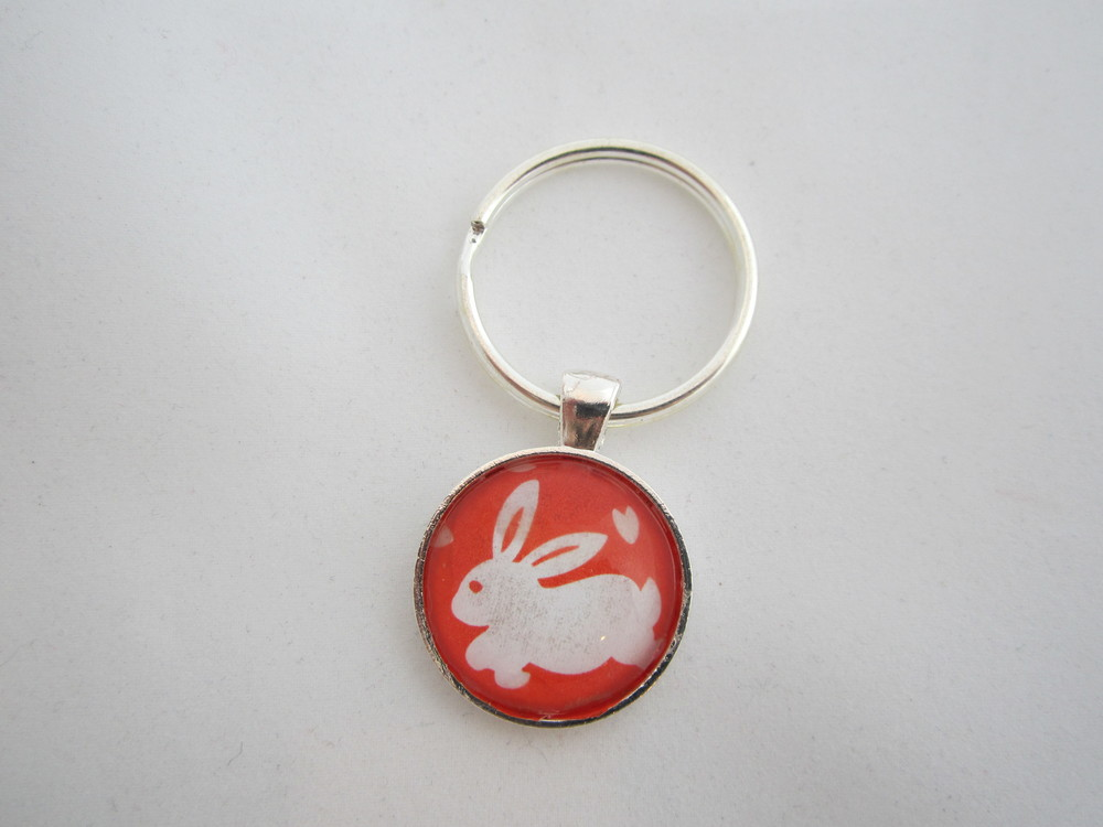 2nd Rabbit Key Chain 1.JPG