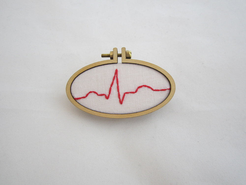 Red Heartbeat Pin 1.JPG