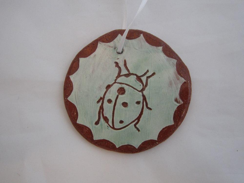 Green Ladybug Ornament 2.JPG