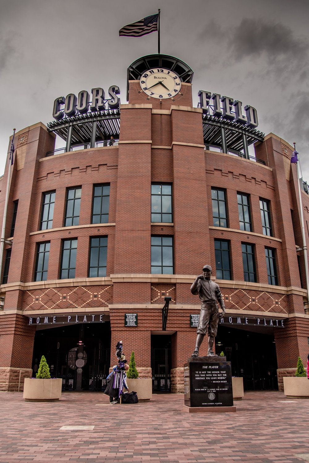 Coors Field Engagement