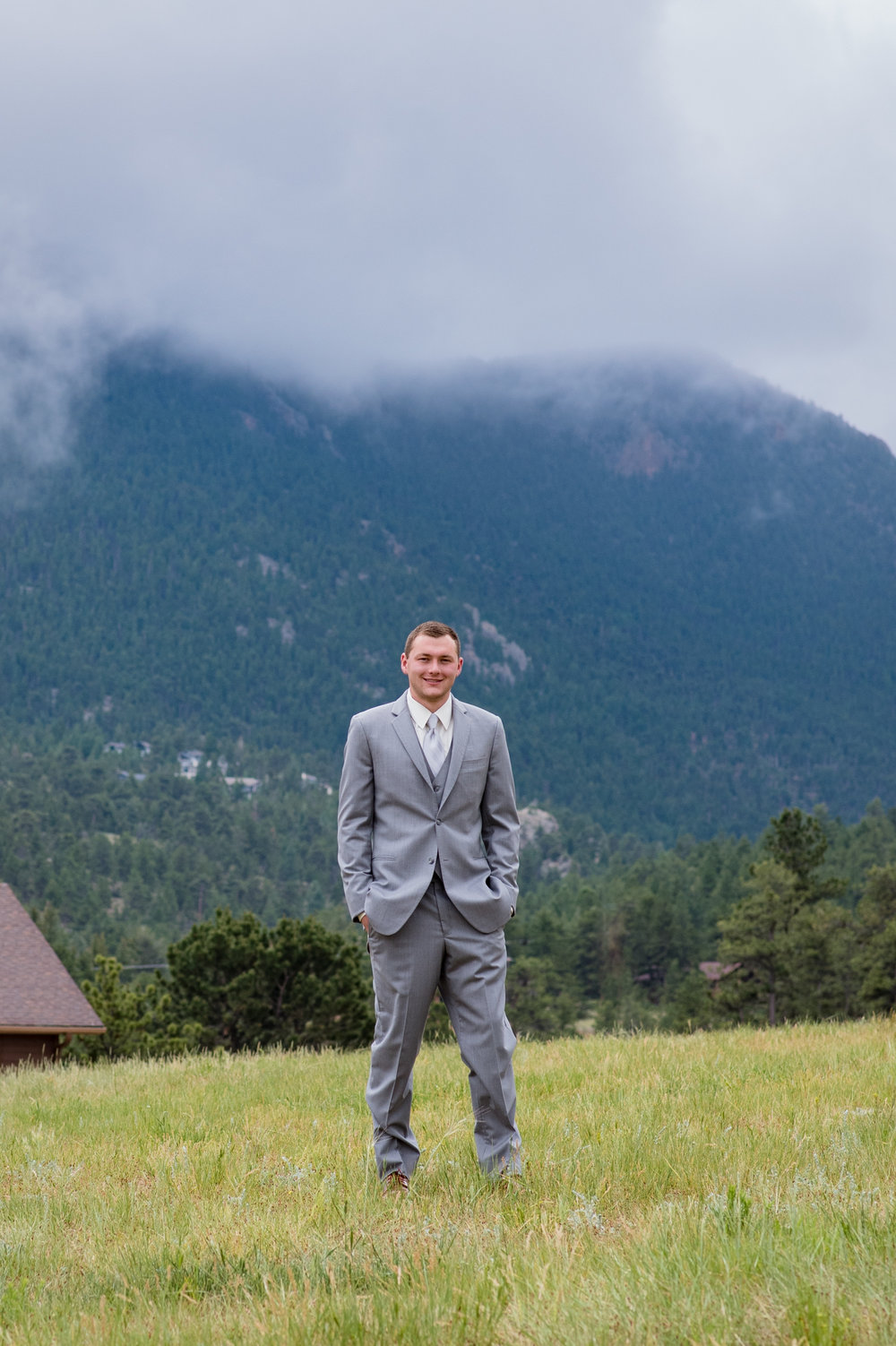 Estes Park YMCA Wedding Kristen Rush Photography