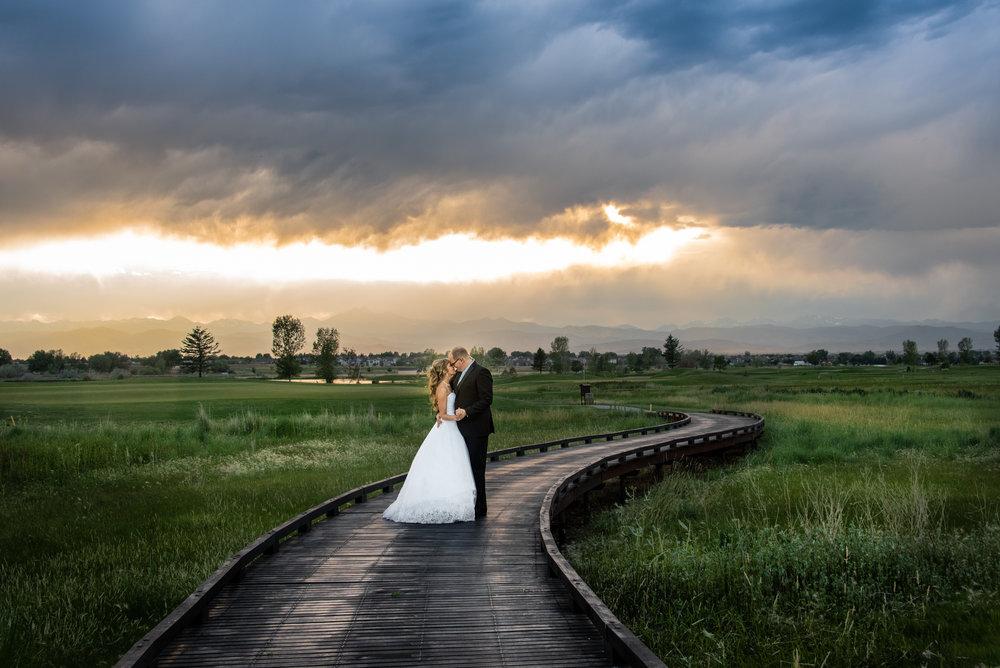 Saddleback Golf Course Firestone CO Wedding Kristen Rush Photography